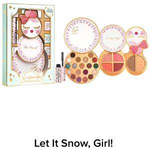 LET IT SNOW ❄️ GIRL Limited Edition Make-Up Set 💄